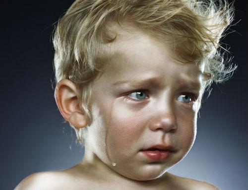 Jill Greenberg síró gyerekei